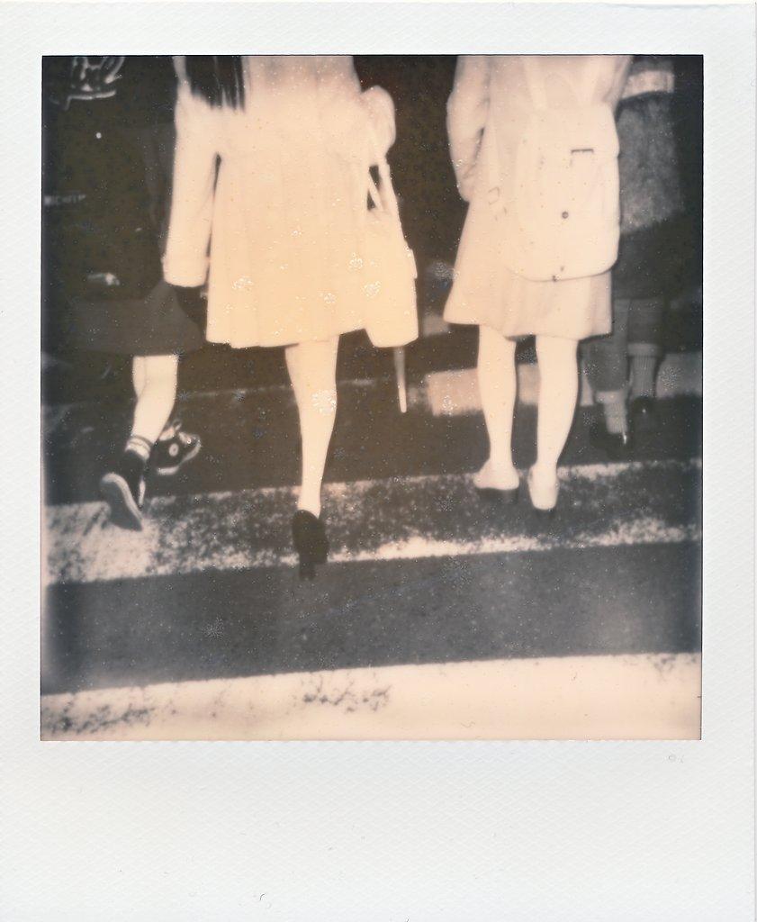 Polaroid Legs